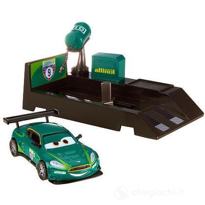 Cars 2 lanciatore pit stop - Nigel Gearsley (V3661)