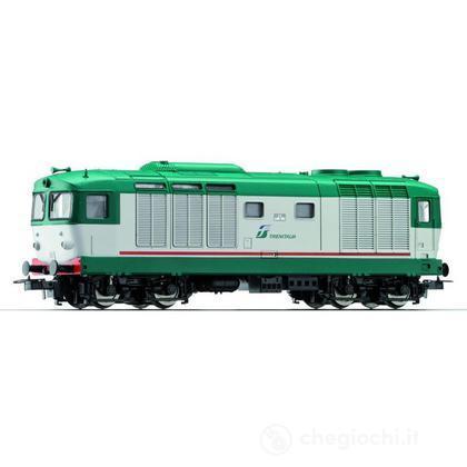 Locomotore D.445 - FS livrea XMPR (HL2010)