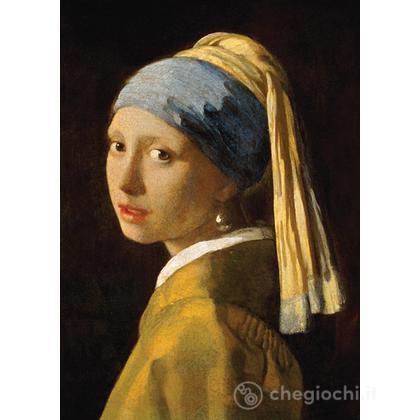 Vermeer: La ragazza con l'orecchino di perla