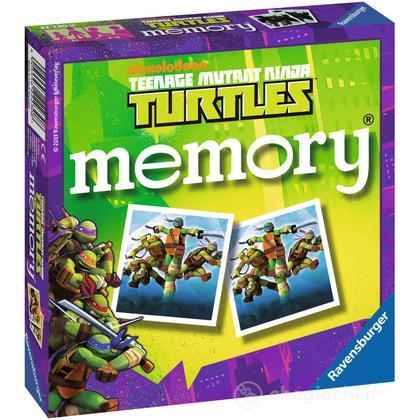 Mini Memory Ninja Turtles