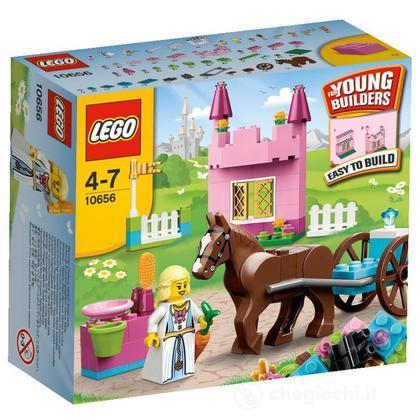 La mia prima principessa Lego - Lego Mattoncini (10656)