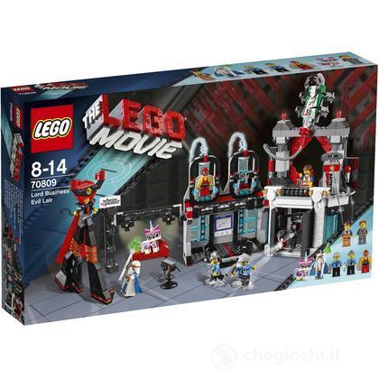 Il Covo Malefico di Lord Business - Lego The Movie (70809)