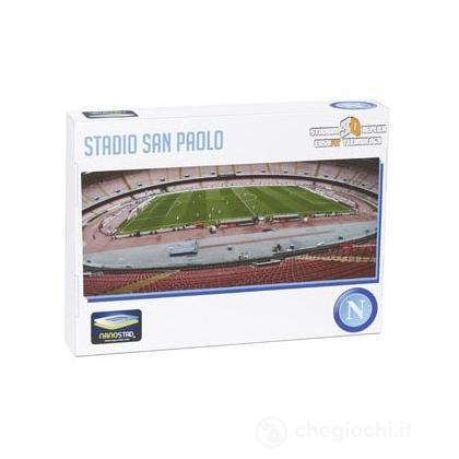 3D Stadium Puzzle - Napoli Stadio