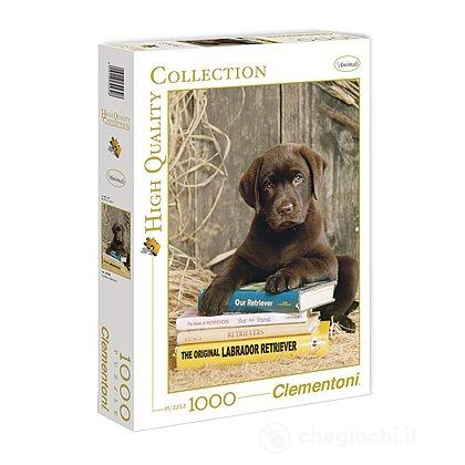Laying on the books 1000 pezzi High Quality Collection (39230)