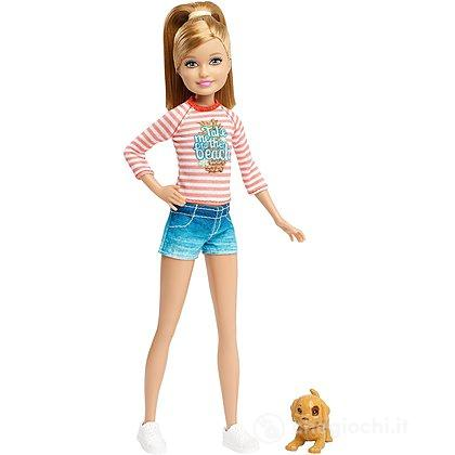 Stacie Barbie - The Great Puppy Adventure (CLF99)