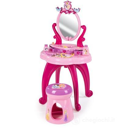 Disney Princess specchiera 2 in 1 con sgabello