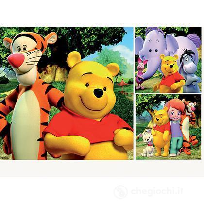 Salve Tigro e Pooh!