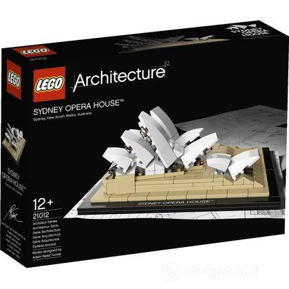 Sydney Opera House - Lego Architecture (21012)