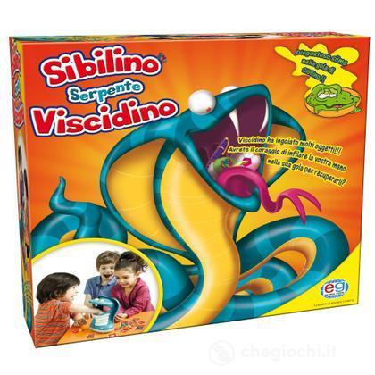 Sibilino serpente viscidino (1234)