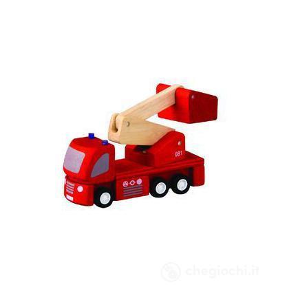 Camioncino pompieri