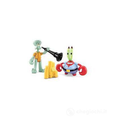 SpongeBob Krabs - Squid (W9588 )