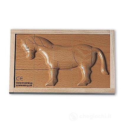 Puzzle Rilievo Cavallo (30238)