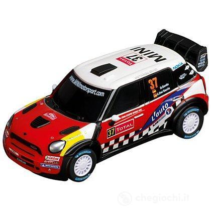 """Auto pista Carrera MINI Countryman WRC """"No.37"""" (20061239)"""