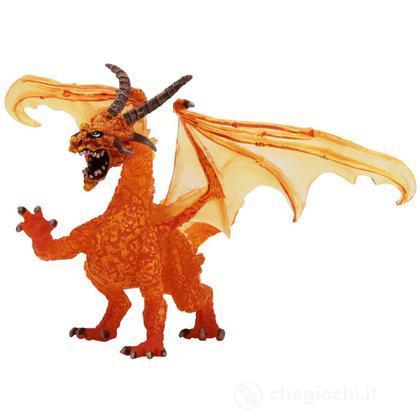 Grande dragone del fuoco