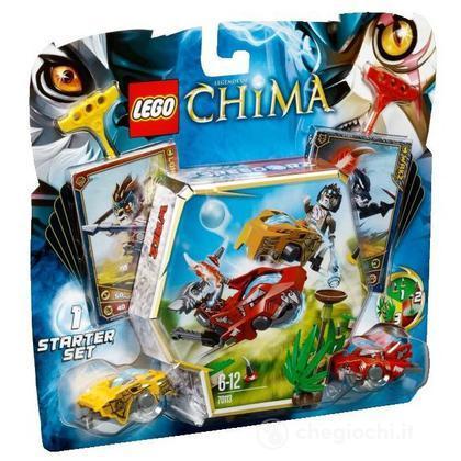 Battaglie di Chi - Lego Legends of Chima (70113)