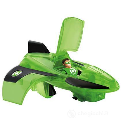 DC Super Friends - Green Lantern Jet (W8533)