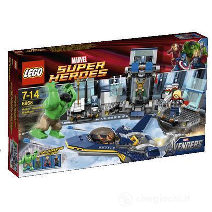 LEGO Super Heroes - Hulk's Helicarrier Breakout (6868)
