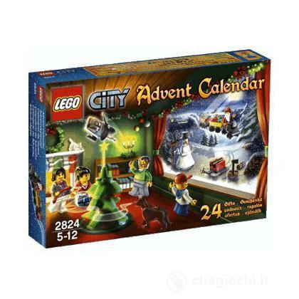 Calendario dell'Avvento - Lego City (2824)