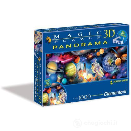 Puzzle 3D Planet Panorama, 1000 pezzi (39244)