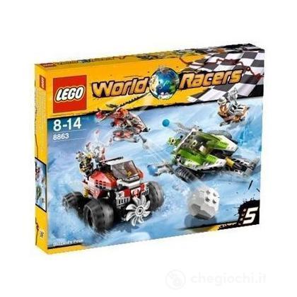 LEGO World Racers - Sfida al circolo polare artico (8863)
