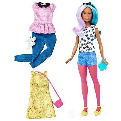 Barbie Fashionistas petit con abiti (DTF05)