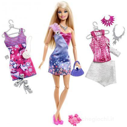 Barbie Fashionistas con Mode (X2269)