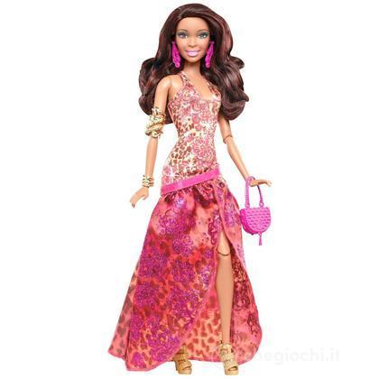 Barbie Fashionistas in abito da sera (Y7498)