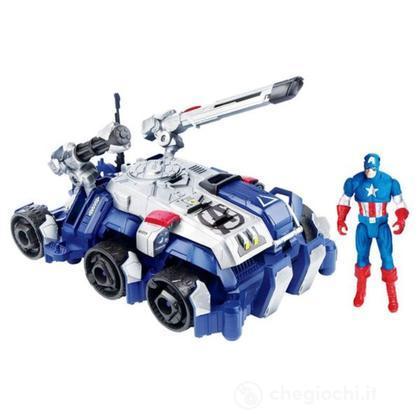 Avengers veicolo da battaglia Captain America
