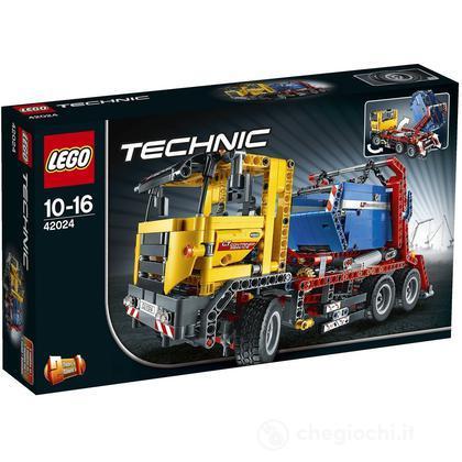 Camion Portacontainer - Lego Technic (42024)