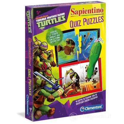 Sapientino Penna Interattiva Ninja Turtles (132520)