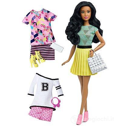Barbie Fashionistas con abiti (DTD97)