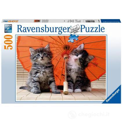 Kitten Umbrella (14256)