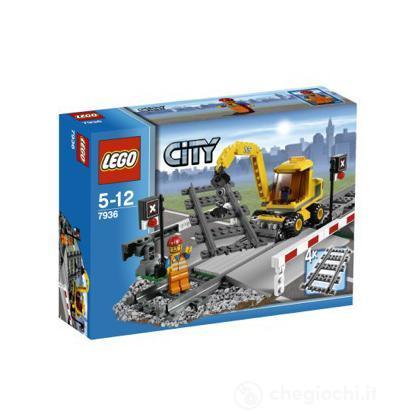 LEGO City - Passaggio a livello (7936)