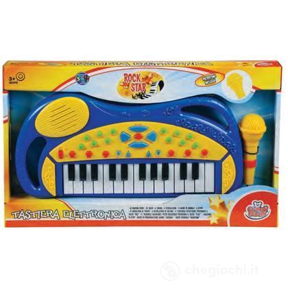 Tastiera con microfono 27 tasti (GG61256)