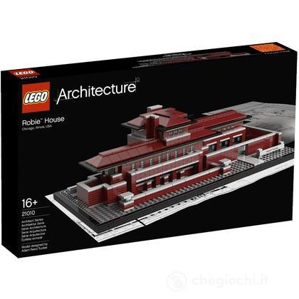 Robie House - Lego Architecture (21010)