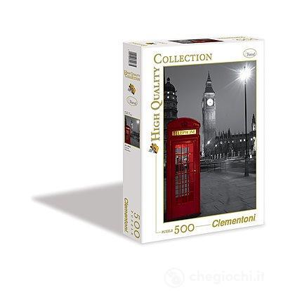 London Phone box 500 pezzi High Quality Collection (30263)