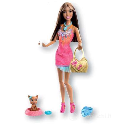 Nikki Fashionistas con Cucciolo (X2281)