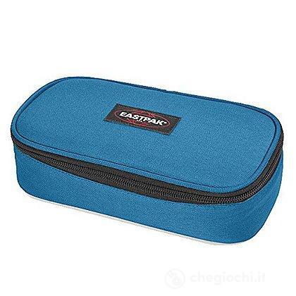 Astuccio Oval XL azzurro