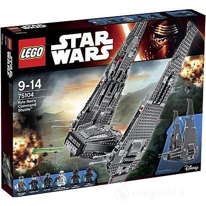 Command Shuttle di Kylo Ren - Lego Star Wars (75104)