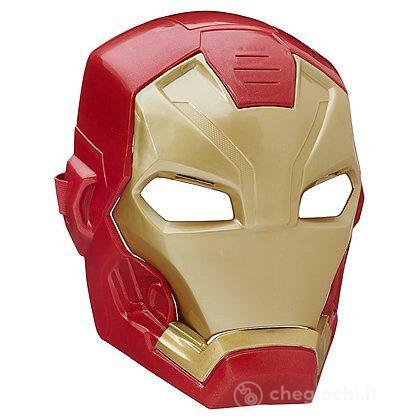 Maschera elettronica Iron Man