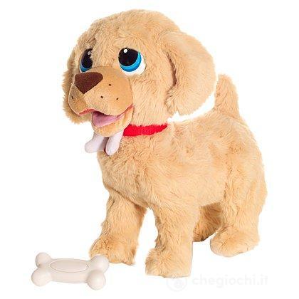 Goldy - Cane Peluche Interattivo con Suoni