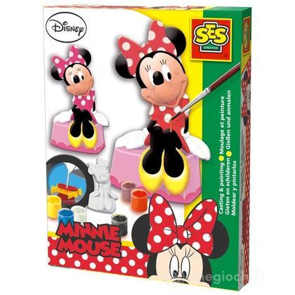 Stampo in gesso Hello Kitty Disney Minnie Mouse