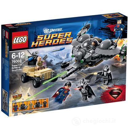 Superman la battaglia di Smallville - Lego Super Heroes (76003)