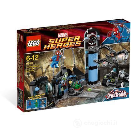 Spider-Man e l'agguato del Dottor Octopus - Lego Super Heroes (6873)