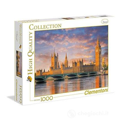 London: Houses of Parliament 1000 pezzi High Quality Collection (39269)