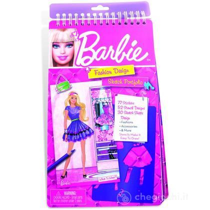 Barbie Compact Sketch Portfolio-Style (FA22270)