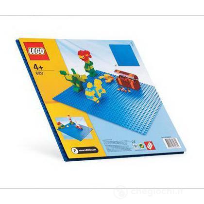 LEGO Mattoncini - Base blu Lego (620)