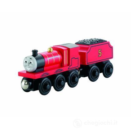 Veicolo James Large - Wooden Railway (Y4070)