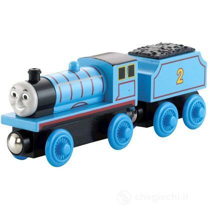 Veicolo Edward Large - Wooden Railway (Y4071)