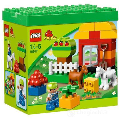 Il mio primo giardino - Lego Duplo Mattoncini (10517)